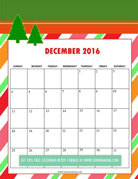 Would You Rather Calendar 2016 December Calendar 2016