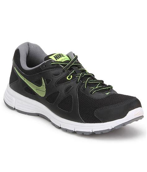 Nike Revolution 2 5 nike revolution 2 msl black sport shoes buy nike revolution 2 msl black sport shoes at