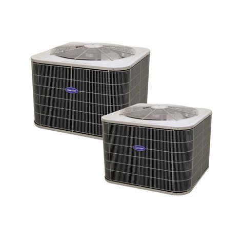 carrier comfort series heat pump carrier installed comfort series heat pump hsinstcarchp