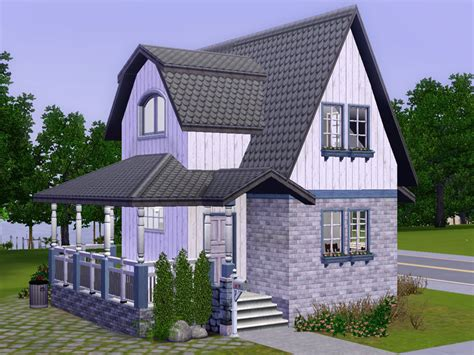 small country house mod the sims wee barnoid 20 small country house