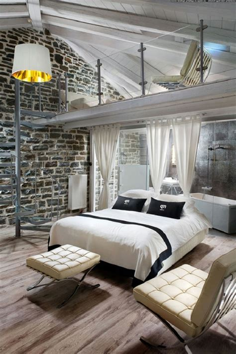 Chambre Avec Mezzanine 1001 jolies id 233 es comment am 233 nager votre chambre mezzanine