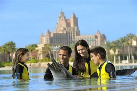 dolphin bay dubai  tours