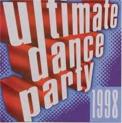 ultimate dance party   artists songs
