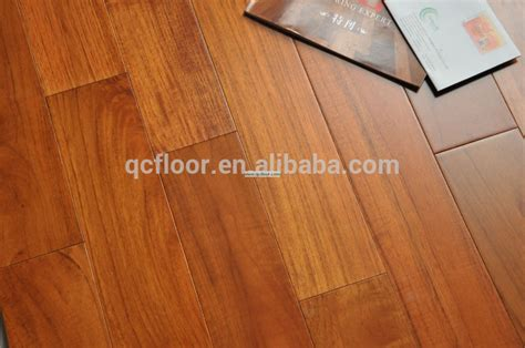 Indonesia Teak Wood Flooring Construction Material Made In