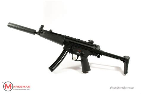 Walther Hk Mp5 A5 22 Lr New For Sale