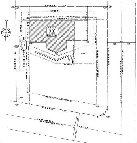 world s best house plans 住宅設計の例 敷地配置図
