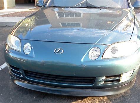 lexus sc300 front lip az fs sc300 sc400 wise front lip clublexus lexus forum