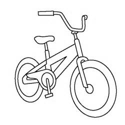bicycle coloring page bike coloring pages 2