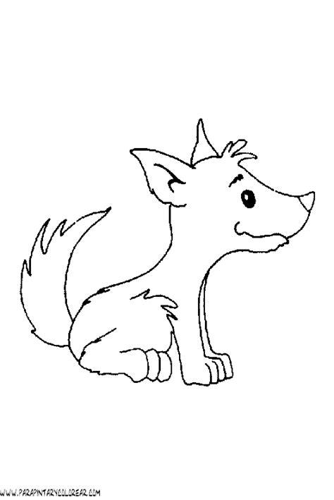 imagenes para dibujar un lobo free coloring pages of eukaryote