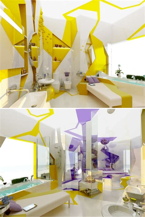 Bathroom Designs For Small Spaces Disorienting Design 14 Trippy Amp Surreal Interior Spaces