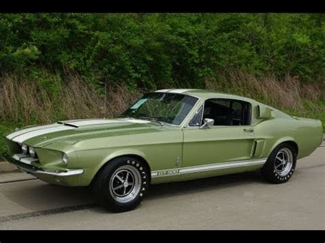 1967 shelby gt500 mustang rare original muscle car youtube