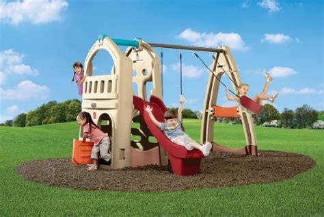 step2 naturally playful playhouse climber and swing extension step2 naturally playful playhouse climber swing