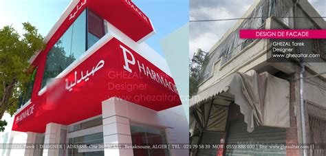 Facade Pharmacie Moderne by Design De Facade En Aluminium Alucobond Citybond