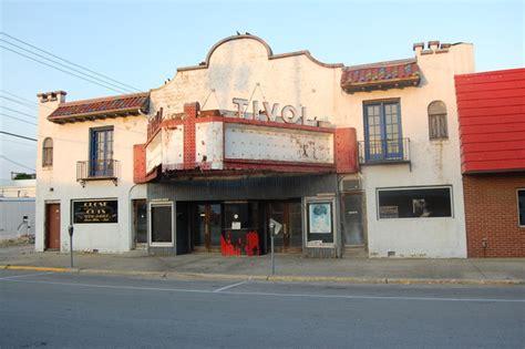 cineplex tsm tivoli theatre in spencer in cinema treasures