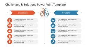 it solution template challenges solution powerpoint template slidemodel