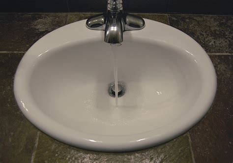 Bathroom Sink Backing Up by How To Un Clog Your Bathroom Sink A Clean Bee