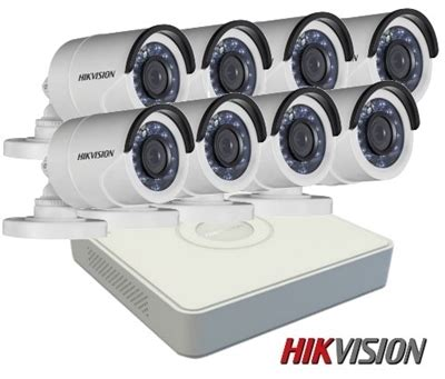 securityhyperstore | hikvision 8 channel hd cctv system
