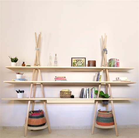 unique shelving ideas some creative shelving ideas that you can try at home