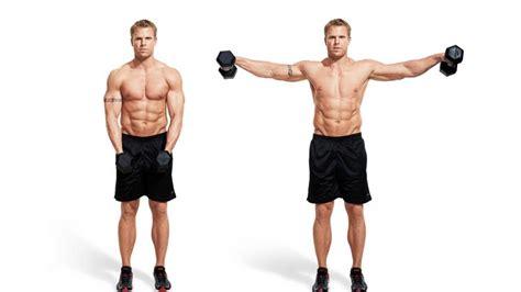 Dumbell Fitness dumbbell lateral raise s fitness