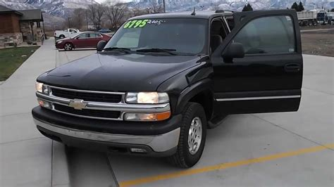 how to learn everything about cars 2005 chevrolet suburban 1500 user handbook 2005 chevrolet tahoe 4x4 for sale automatic seats nine power windows and locks youtube
