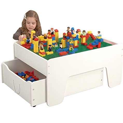 lego activity table with storage the best lego tables with storage keep calm get organised