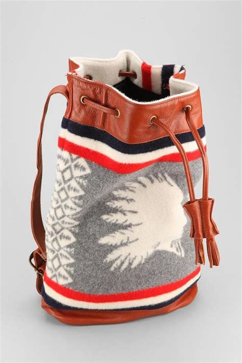 Backpack Blanket by Pendleton Blanket Leather Backpack Outfitters