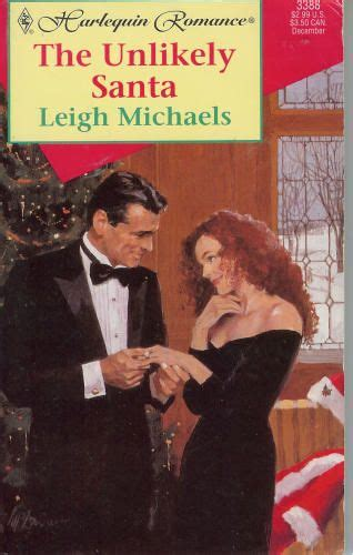 the unlikely santa leigh this is the harlequin book i read i got it from