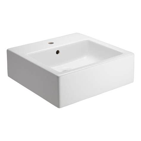 make your own vessel sink pegasus vivaldi vessel sink in white e242 b the home depot