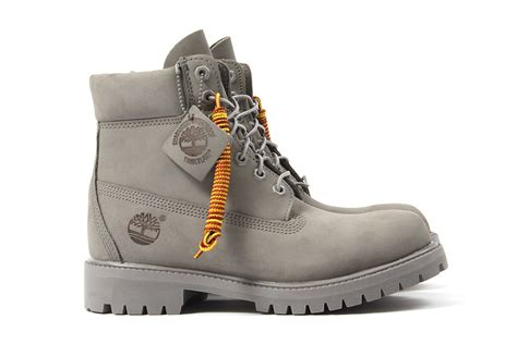 Timberland Boots 01 timberland 6 inch quot mono grey quot