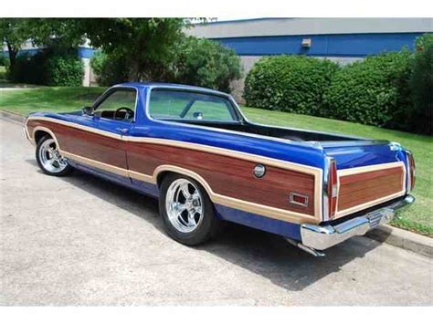 1970 Ford Ranchero by 1970 Ford Ranchero For Sale On Classiccars 6 Available