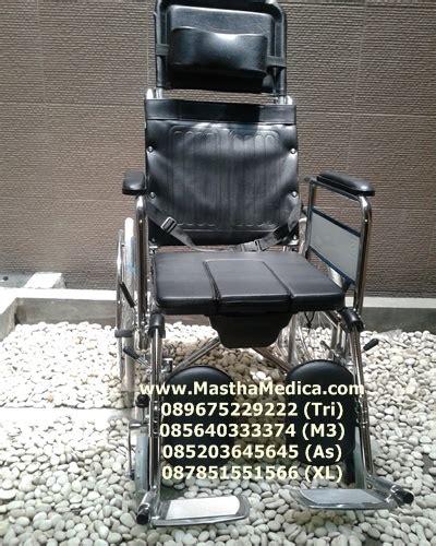 Kursi Roda Surabaya kursi roda 3in1 kursi roda tempat bab tidur surabaya