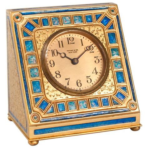 tiffany desk clock battery 17 best images about arts crafts style on pinterest