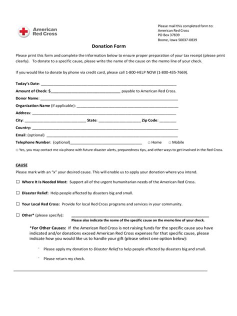 blood donation form 2 free templates in pdf word excel