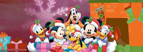christmas disneyland facebook cover photo disney cover facecoverz