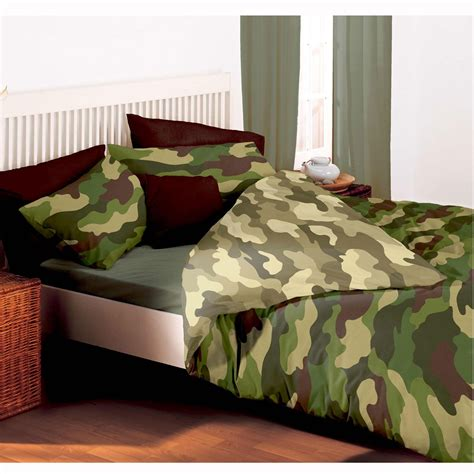duvet cover and curtain sets offers army camouflage double duvet cover 66 quot x 54 quot lined