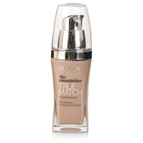 Foundation Loreal True Match L Oreal True Match Liquid Foundation All Shades Reviews