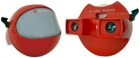 View Master Viewer Model K Warna Orange an exle of a model k with lower gaf logo