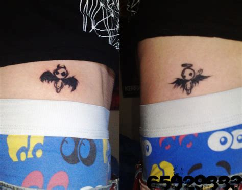 angel tattoo hip angel tattoos and designs page 108