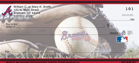 Atlanta Background Check Atlanta Braves Mlb 174 Personal Checks