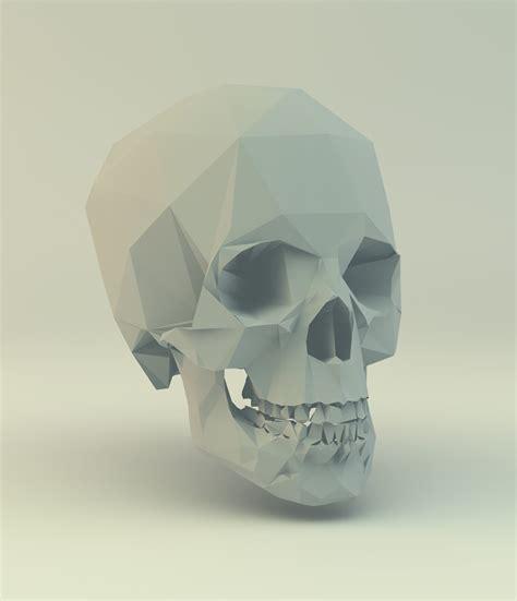 printable skull papercraft printable papercrafts