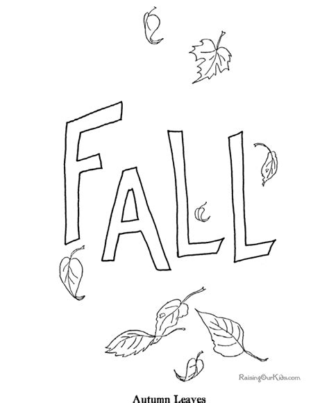 coloring pages for the fall fall coloring pages