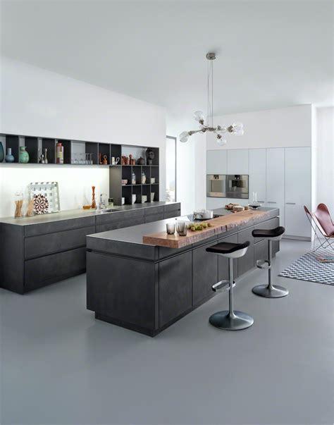 leicht kitchens designer showroom fulham london elan concrete a leicht kitchens modern kitchen london elan