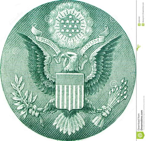 Seal Usd Great Seal Of United States Stock Photography Image 8265492