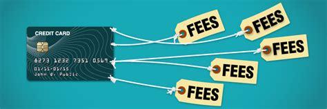 2016 Credit Card Fee Survey: Surprise! Fees drop   CreditCards.com