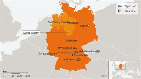 map of us bases in germany map of the day pentagon s german base hunger eats