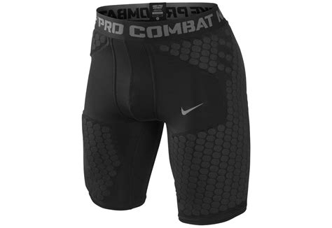 Nike Procombat Longpants new mens nike pro combat hyperstrong mf 1 2 padded compression football shorts what s it worth