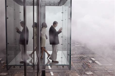 How Many Floors In The Sears Tower by Sears Tower To Unveil New Glass Ledge On 103rd Floor