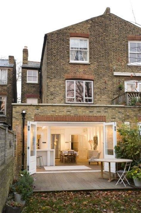 house extension ideas lean to wrap around extension 17 best ideas about bi fold doors on pinterest extension