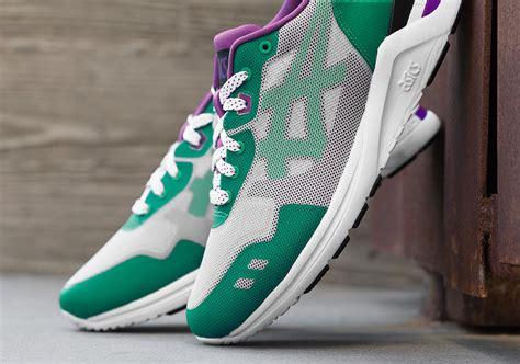 Sepatu Asics Gel Lyte Evo Nt Original evolution of an icon asics tiger gel lyte evo nt sneakernews