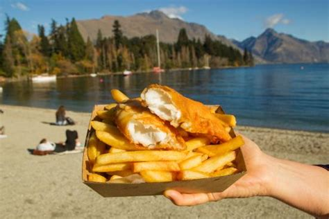 best hot chips in queenstown kids hot dog meal picture of erik s fish and chips